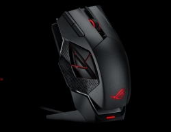 Asus Rog Spatha L701-1a Gaming Mouse Complete Control For Mmo Victory Rog Spatha L701-1a