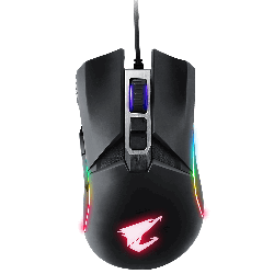 Gigabyte Aorus M5 Optical Gaming Mouse Usb Wired 16000dpi 125fps 118g 3d Scroll 50 Million Clicks