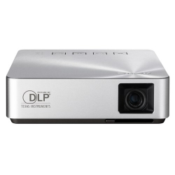 Asus S1 Portable Led Projector 200 Lumens Built-in 6000mah Battery Up To 3-hour Projection Power
