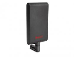 Draytek A2520 802.11Ac/ A/ B/ G/ N - Indoor Patch Antenna With 10 Dbi @ 5 Ghz/ 7.5 Dbi @ 2.4 Ghz (Black) Da2520