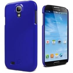 Cygnett Form Sapphire Blue Cas For Galaxy S4 Snap On Case Cy1165cxfor