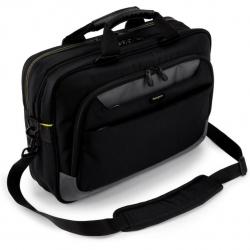 "Targus Citygear 16-17.3"" Topload Notebook Case - Black Tcg470Au"
