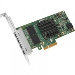 Intel Intel Quad Port Gbe Pcie Ethernet Server Adapter I350T4V2Blk