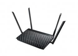 Asus Dsl-ac52u Adsl/ Vdsl Ac750 Dual-band Wireless Modem Router 1x Gigabit Wan 4x Gigabit Lan