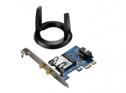 Asus Pce-ac55bt Ac1200 Wifi Ci-e Card With Bluetooth 4.0 Support Low Profile Bracket Included