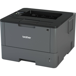 Brother Hl-l5100dn Network Ready High Speed Mono Laser Printer With 2-sided Printing (40 Ppm 250