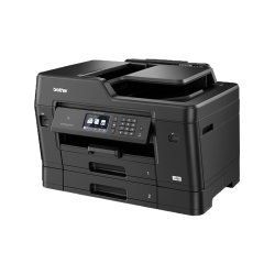 Brother Professional A3 Inkjet Multi-function Centre With 2-sided Printing, Dual Paper Trays, And