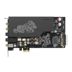 Asus Xonar Essence Stx Ii 7.1 Pci-e Sound Card 7.1 124db Tcxo Amp Xonar Essence Stx Ii 7.1