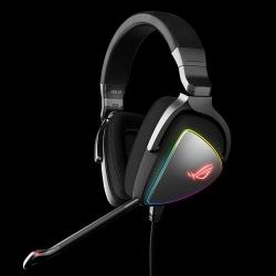 Asus Rog Delta Headset Hi-Res Ess Quad-Dac Rgb Usb C Rog Delta