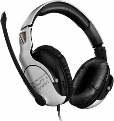 Roccat Khan Pro Competitive High Resolution Gaming Headset (white Version) Roc-14-621-as