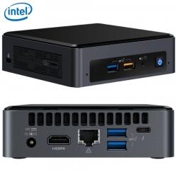 Intel Nuc Mini Pc I5-8259U 3.8Ghz 2Xddr4 Sodimm M.2 Sata/ Pcie Ssd Hdmi Usb-C (Dp1.2) 3Xdisplays