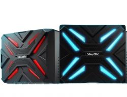 """Shuttle Sz270r9 Xpc Cube - 4k Uhd 3xdisplays Z270 Lga1151 4xddr4 Hdm 2xdp 1xpciex16 3xm.2 4x3.5"""""""