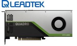 Leadtek Nvidia Quadro Rtx4000 Pcie Workstation Card 8Gb Gddr6 - RTX4000