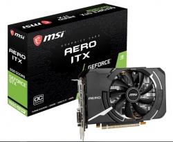 MSI Nvidia Geforce Gtx 1660 Super Aero Itx Oc Video Card