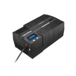 Cyberpower Systems Cyberpower Bric-lcd 700va / 390w Line Interactive Ups - 1* 12v/7ah - 2 Yrs