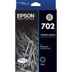 Epson 702 Std Black Durabrite Ink C13T344192