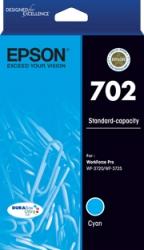 Epson 702 Std Cyan Durabrite Ink C13T344292