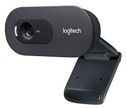 Logitech Webcam: C270i IPTV Desktop or Laptop Webcam, HD 720p Widescreen for Video Calling and Recording, USB Wired (960-001084)