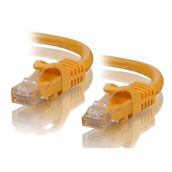 Generic CAT6-1M-Yellow Network Cable: RJ45 (CAT6 1M Yellow)
