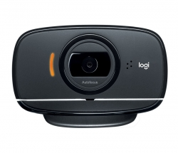 Logitech Webcam: C525, Portable HD Webcam 720P USB (960-000996)