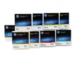 Hp Lto4 Ultrium 800gb/ 1.6tb* Worm Data Cartridge C7974w