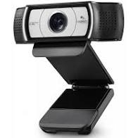Logitech Webcam: C930C Full 1080P Wide Angle USB HD Webcam (960-001260)