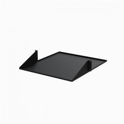 Startech 2-Post Server Rack Shelf - Center Mount - 19 Inch -2U - Black - Supports up to 75 lb. (34 kg) - Solid Cabshf2Post2