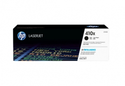 Hp 410x High Yield Black Original Laserjet Cartridge Cf410x