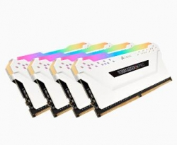Corsair Vengeance Rgb Pro 32Gb Ddr4 Dimm 3000Mhz White Heat Spreader Unbuffered 15-17-17-35