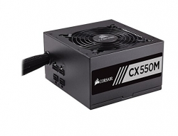 Corsair Semi-modular Atx Power Supply Cx550m Cp-9020102-au