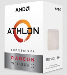 AMD Athlon™ 3000G Processor with Radeon™ Graphics (YD3000C6FHBOX)