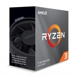 AMD Ryzen 3 3100 4-Core/ 8 Threads Unlocked Max 100-100000284Box