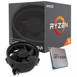 Amd Ryzen 5 3400G 4 Core Am4 CPU Yd3400C5Fhbox-P