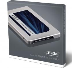 """Crucial MX300 2TB 2.5"""" SATA SSD 530/ 510MB/ s 7mm w/ 9.5mm Adapter CT2050MX300SSD1"""