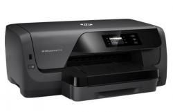 Hp Officejet Pro 8210 Printer 20ppm Blk 18ppm Clr Duplex Network 1yr D9l63a