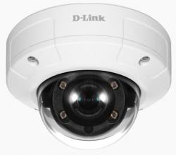 D-link Dcs-4633ev Vigilance 3mp Full Hd Day & Night Outdoor Vandal-proof Mini Dome Poe Network