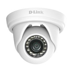 D-link Dcs-4802e Vigilance Full Hd Day & Night Outdoor Turret Poe Network Camera Dcs-4802e