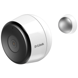 D-Link Full Hd Outdoor Wi-Fi Camera Dcs-8600Lh