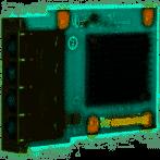 Intel Quad Port 1Gbe Rj45 I350 Ocp Mezzanine Card I357T4Ocpg1P5