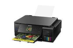 Epson Mfp 32ppm(b) 32ppm© 5760 X 1440dpi 6x Pigment Blk/ Dye Clr Bottles C11cg15501