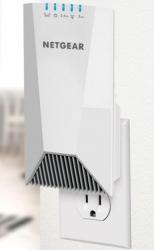 Netgear Nighthawk X4s Ex7500 Ac2200 Triband Wifi Range Extender - Wall Plug Edition Ex7500-100aus