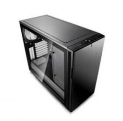 Fractal Design Define R6 Black Tempered Glass Usb-c Fd-ca-def-r6c-bk-tgl