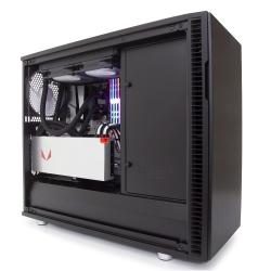 Fractal Design Flex Vrc-25 Pci-e Riser Cable Kit Fd-acc-flex-vrc-25-bk