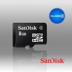 Sandisk Microsd Sdq 8gb Ffcsan8gbtfnoad-1