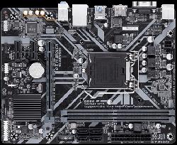 Gigabyte Giga H310 2X Ddr4 Dimm 1 X Hdmi 6 X Usb 1X Rj-45 3 X Aj Support Windows 7 Micro Atx Ga-H310M-H-2.0