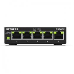 Netgear Soho 5-Port Gigabit Smart Managed Plus Switch Gs305E-100Aus