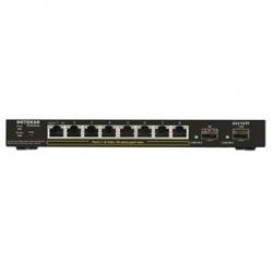 Netgear S350 Series 8-Port Gigabit Poe+ Smart Managed Pro Switch Gs310Tp-100Ajs