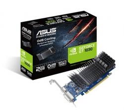 Asus Nvidia Geforce Gt1030 2gb Gddr5 Dvi-d/hdmi Low Profile Gt1030-sl-2g-brk