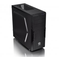 Thermaltake Mid Tower Case : Black Versa H22 with 500w PSU (USB3) Versa H22 500W
