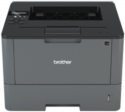 Brother Wireless High Speed Mono Laser Printer With 2-sided Printing (40 Ppm, 250 Sheets Paper